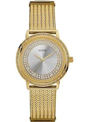 Guess Guw0836L3 Kadın Kol Saati Sarı